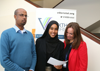 A Level Achievers at V6 Sixth Form