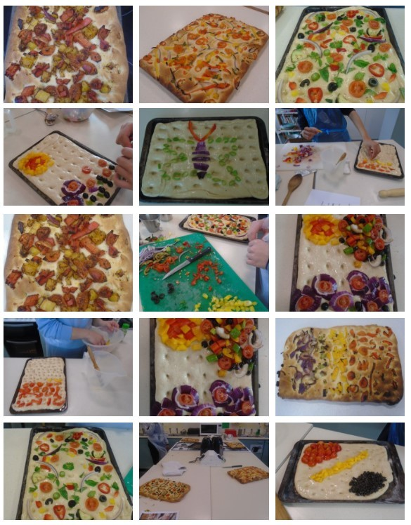 Foccacia Y9 Cookery