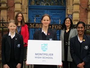 Photo for Website   Montpelier High School reveals new emblem